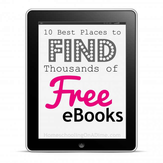 Best Places to Find Free eBooks