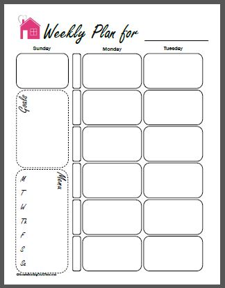 image about Free Printable Homeschool Planner identified as Absolutely free Printable Homeschool Planner Web pages
