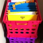 "Tour of Our Homeschool ""Classroom"" + Some Favorite Organizational Tips"
