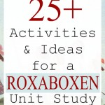 Unit Study Theme:  Roxaboxen Activities and Ideas