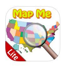 MapMe app