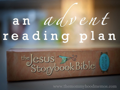 Advent Reading Plan