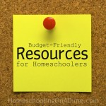 Budget-Friendly Resources for Homeschool Moms