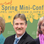 IEW's FREE Spring Mini-Conference (April 28, 2018)